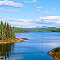 Seaplane On Talkeetna Lake, Alaska by Panoramic Images