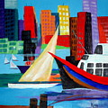 Seaport by Susan Kubes