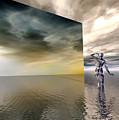 Searching by Sandra Bauser Digital Art