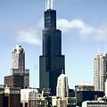 Sears Tower by Ricky L Jones