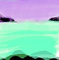 Seascape 1 by Paul Sutcliffe