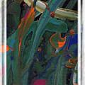 Seascape Enhanced by Angela L Walker