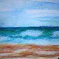 Seascape I by Neva Rossi