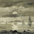 Seascape by Peder Balke