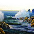 Seascape Study 3 by Frank Wilson