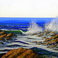 Seascape Study 4 by Frank Wilson