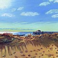 Seashore Shadows by Jeanne Allerton
