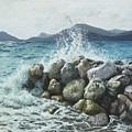 Seaside by Anna Starkova