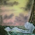 Seaside Cliffs by Jim Saltis