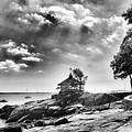 Seaside Gazebo by Jessica Jenney