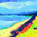 Seaside Green by Lynn Rogers