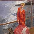 sold Seaside Interest by Irena  Jablonski