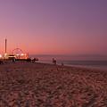 Seaside Park I - Jersey Shore by Angie Tirado