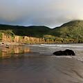Seaside Reflections, County Kerry, Ireland by Aidan Moran
