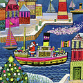 Seaside Santa by Stanley Cooke