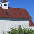 Seaside Schoolhouse by Jeffrey Herzog