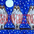 Seasons Greetings  by Patrick J Murphy
