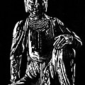 Seated Buddha by Ashley Kujan