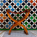 Seating At The Alhambra by Adam Rainoff