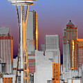 Seattle Architecture by Larry Keahey