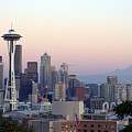 Seattle by Larry Keahey