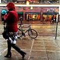 Seattle Rain by Jenny Revitz Soper