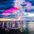 Seattle Rose by Rodrick Swinford