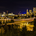 Seattle Rush by Judi Kubes