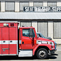 Seattle Ship Supply 1 by Grant Letz