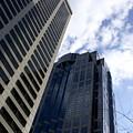 Seattle Skyscrapers by Sonja Anderson
