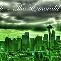 Seattle - The Emerald City 2 by David Patterson