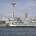 Seattle Waterfront by Edward Coumou