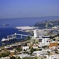 Seattle Waterfront by Gary Wonning