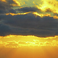 Seaview Sunset 3 by Randall Weidner