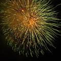 Seaworld Fireworks 1 by Phyllis Spoor