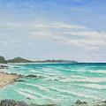 Second Bay Coolum Beach by Joe Michelli