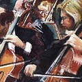 Second Cellos by Podi Lawrence