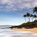Secret Beach Maui Sunrise by Dustin K Ryan