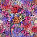 Secret Garden Flowers by Natalie Holland