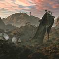 Secret Land by Nandor Volovo