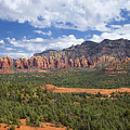 Sedona Arizona Landscape by Stephanie McDowell