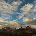 Sedona Arizona Redrock Country Landscape Fx1 by David Haskett II