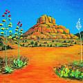 Sedona Bell Rock by Jerome Stumphauzer