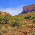 Sedona Landscape - 1 - Arizona by Nikolyn McDonald