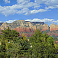 Sedona Panoramic by Bob Coates