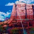 Sedona Red Rock by M Diane Bonaparte