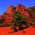 Sedona Red Rock by Ronald Irwin