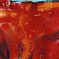 Sedona Sun Rise by George Powell
