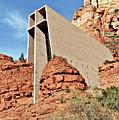 Sedona - The Chapel Of The Holy Cross by Gabriele Pomykaj
