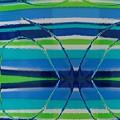 See Thru Blue by Florene Welebny